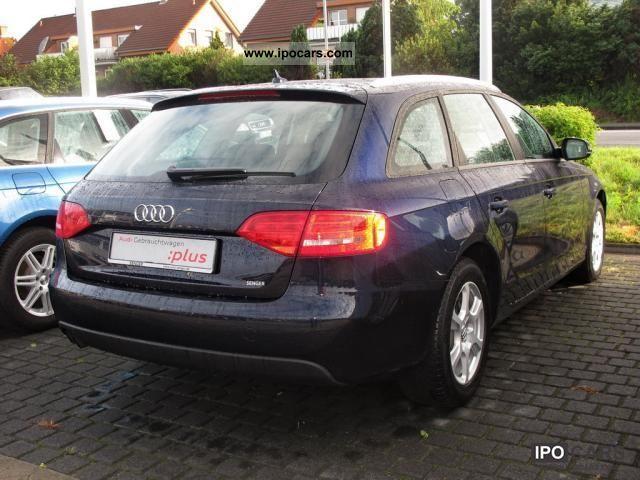 Audi a4 avant 2010 bluetooth 13