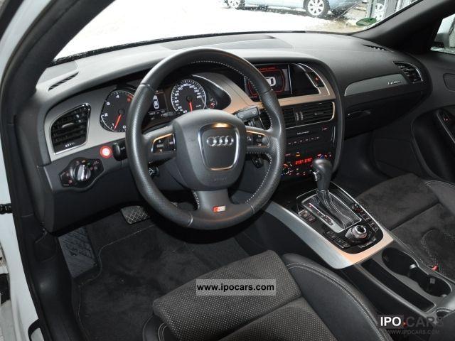 2008 Audi A4 Saloon S line 30 TDI quattro DPF sline N  Car