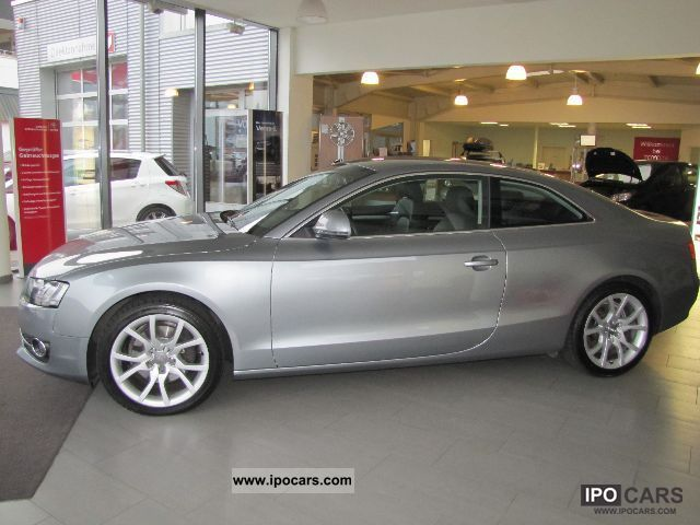 2008 audi a5 coupe navi leather dpf 2 7 tdi multitronic. Black Bedroom Furniture Sets. Home Design Ideas