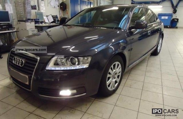 2010 Audi  A6 2.8 FSI multitronic Limousine Used vehicle photo