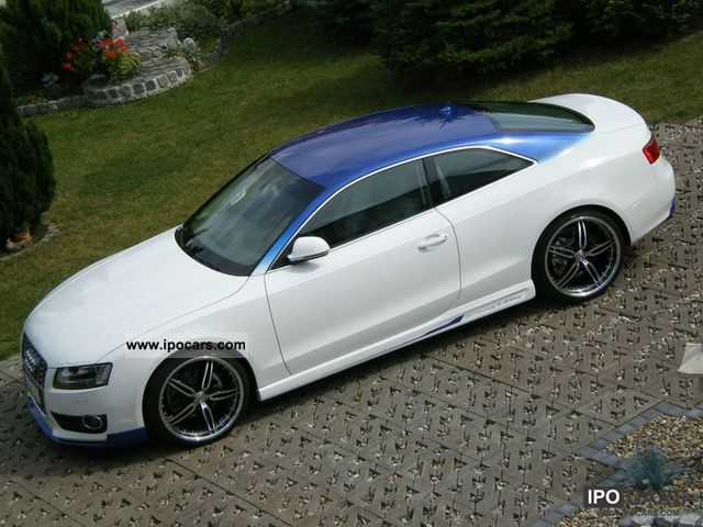 2009 audi a5 2 0 tdi dpf car photo and specs. Black Bedroom Furniture Sets. Home Design Ideas