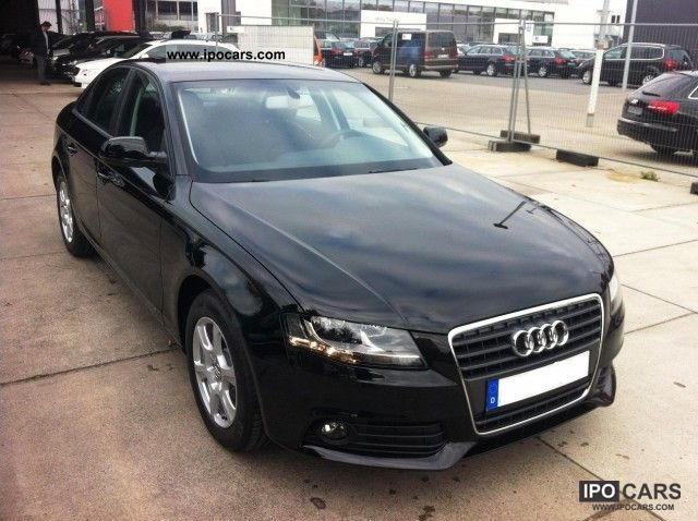 2011 Audi  A4 2.0 TDI Multitronic Limo Attraction Limousine Used vehicle photo