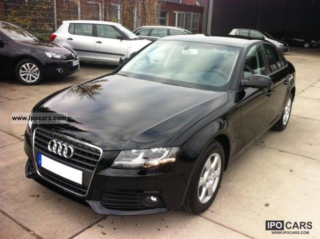 2011 audi a4 2 0 tdi multitronic limo attraction car photo and specs. Black Bedroom Furniture Sets. Home Design Ideas