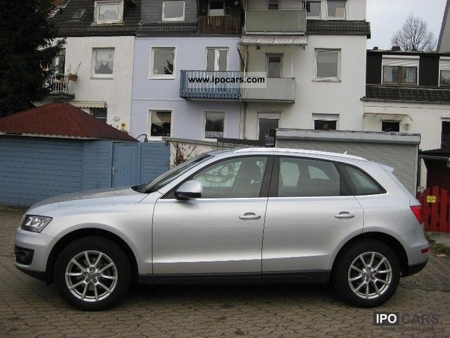 2009 Audi  Q5 2.0 TDI quattro PDC Off-road Vehicle/Pickup Truck Used vehicle photo