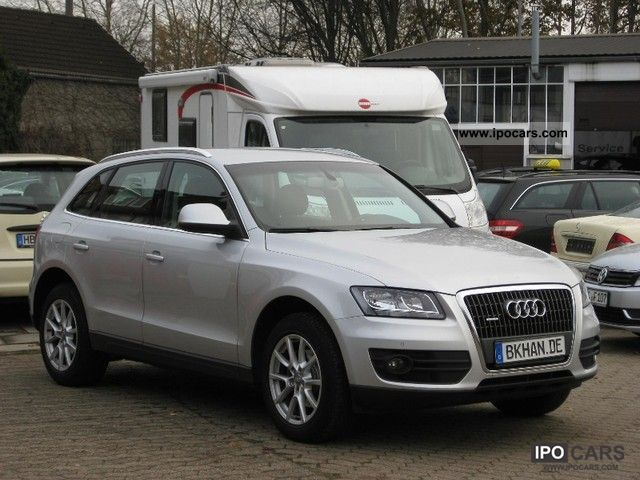 2009 audi q5 2 0 tdi quattro pdc car photo and specs. Black Bedroom Furniture Sets. Home Design Ideas
