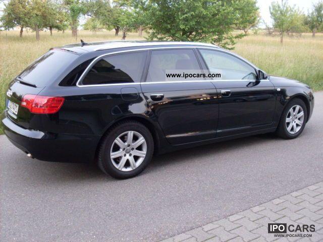 2008 Audi A6 30 TDI Sline as camerapaddlesBeige  Car Photo