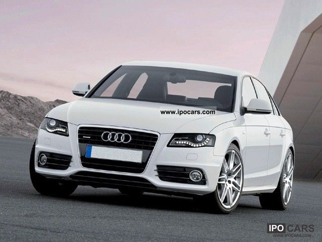 2010 Audi  A4 2.0 TDI 143 CV ADVANCED PLUS DPF EURO5 PELLE Limousine Used vehicle photo