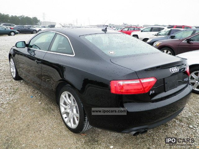2011 audi a5 car photo and specs. Black Bedroom Furniture Sets. Home Design Ideas
