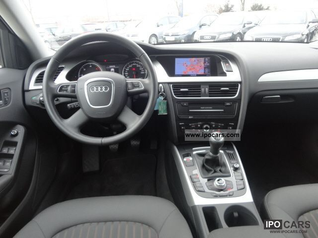 2011 audi a4 avant ambiente 2 0 tdi navi xenon cd changer car photo and specs. Black Bedroom Furniture Sets. Home Design Ideas