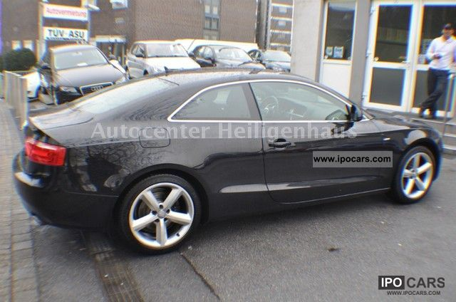 2009 audi a5 2 7 tdi s line navi xenon led 18 car photo and specs. Black Bedroom Furniture Sets. Home Design Ideas