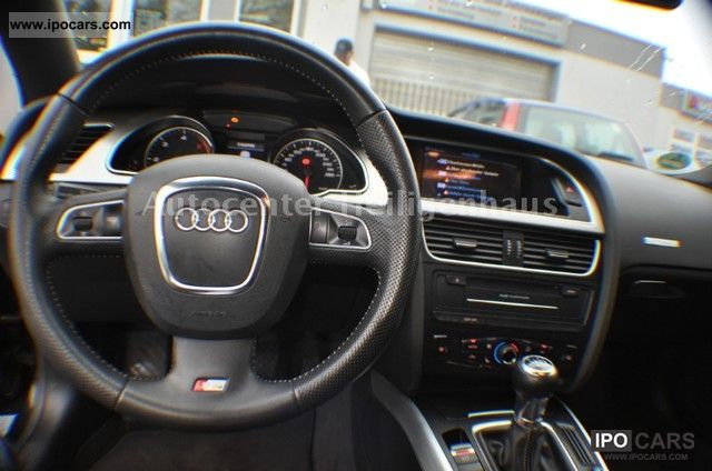 2009 Audi A5 27 Tdi S Line Navi Xenon Led 18 Car Photo And Specs