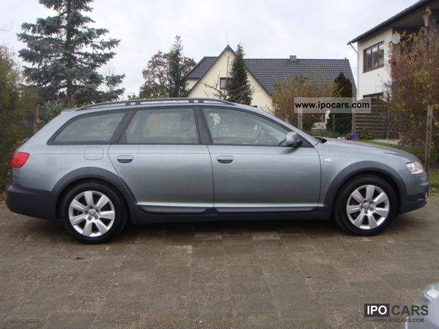 2008 audi a6 allroad quattro 3 2 fsi tiptronic navi car photo and specs. Black Bedroom Furniture Sets. Home Design Ideas