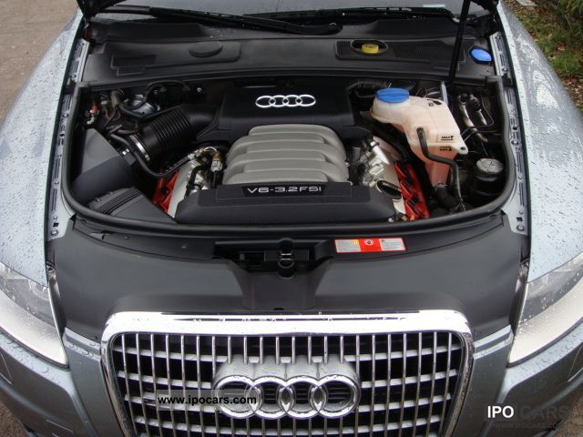 2008 audi a6 allroad quattro 3 2 fsi tiptronic navi. Black Bedroom Furniture Sets. Home Design Ideas