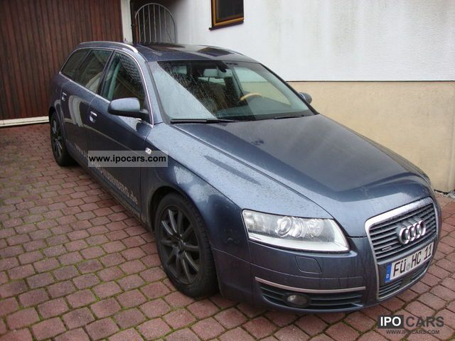 Audi  Avant 4.2 quattr Standheizg LPG gas incl. 2005 Liquefied Petroleum Gas Cars (LPG, GPL, propane) photo