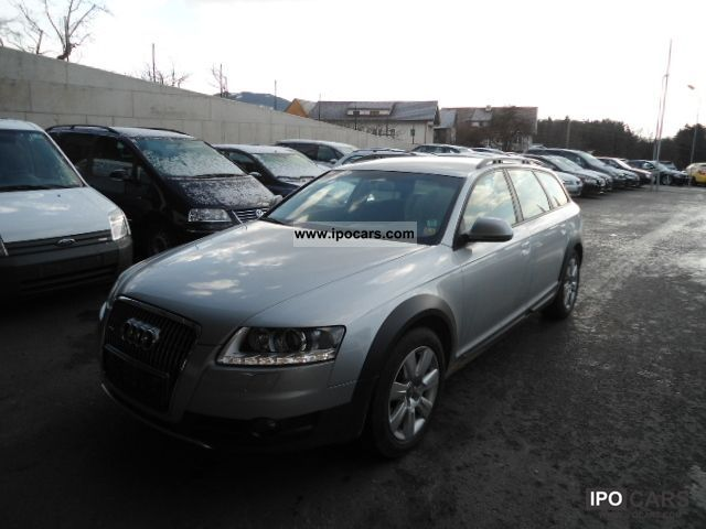 2009 Audi  A6 allroad EURO5 EXP21490 * - * Estate Car Used vehicle photo