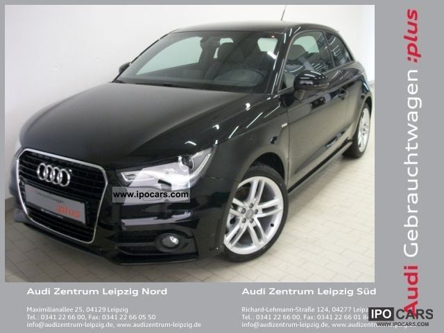 2011 Audi A1 1 4l Tfsi Ambition S Line S Tronic Car Photo And Specs