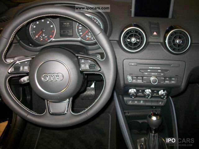 2011 Audi A1 1 4l Tfsi Ambition S Line S Tronic Car