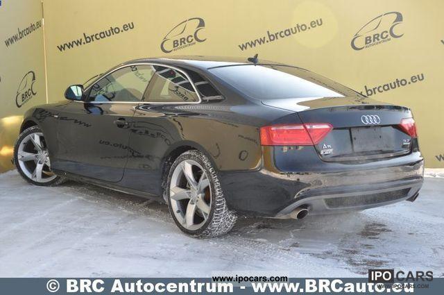 2009 Audi A5 3 2 Fsi Quattro S Line Car Matas Car Photo