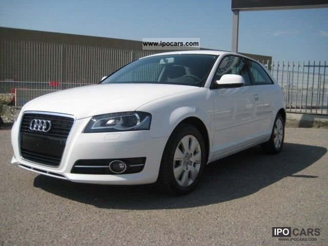 2011 audi audi a3 1 6 tdi 90cv 3p attraction usata roma rm car photo and specs. Black Bedroom Furniture Sets. Home Design Ideas