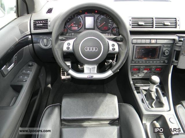 2006 Audi Rs4 Avant 42 Quattro Solar Sdoptikpaket Car Photo And