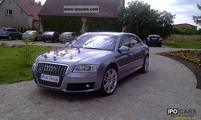 Audi  4.2 LONG A8/S8 Perelka 2005 Liquefied Petroleum Gas Cars (LPG, GPL, propane) photo