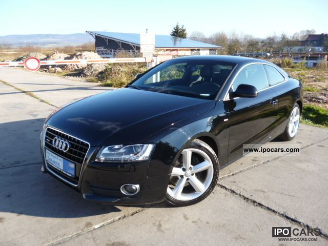 2008 audi a5 3 2 fsi quattro s line navi plus xenon. Black Bedroom Furniture Sets. Home Design Ideas