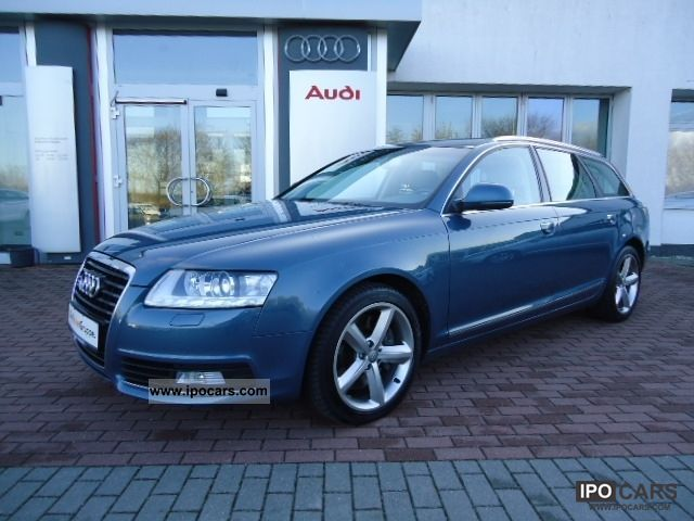 2009 audi a6 avant 3 0 tdi dpf air navi xenon car photo. Black Bedroom Furniture Sets. Home Design Ideas
