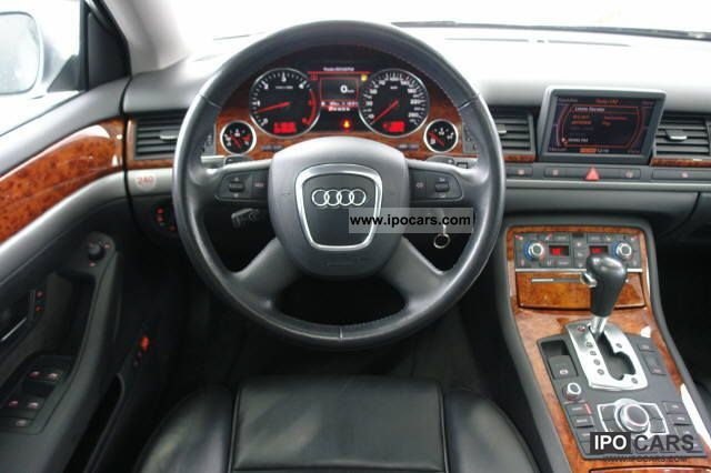 2007 Audi A8 4 2 Tdi Leather Navi Xenon Standh Car
