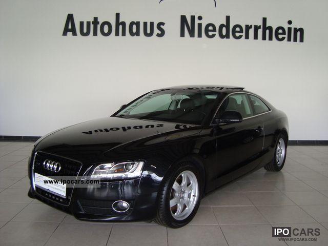 2008 Audi  A5 3.0TDI DPF OPEN-SKY/XENON/STANDHZG/NAVI Q. Le Sports car/Coupe Used vehicle photo