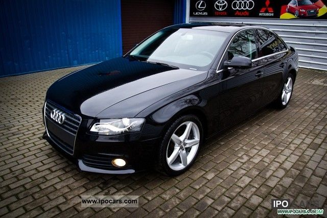 2010 audi a4 2 0 tfsi quattro s tronic leather car photo. Black Bedroom Furniture Sets. Home Design Ideas