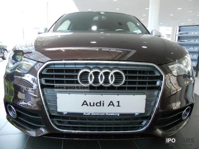 2012 Audi A1 Attraction 1 4 Tfsi S Tronic Car Photo And