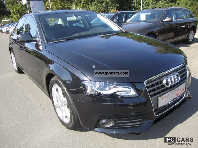 2010 Audi  A4 Saloon 2.0 TDI Ambition xenon / heated seats / Limousine Used vehicle photo