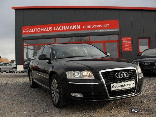 2008 Audi  A8 2.8 FSI, navigation, leather, xenon lights, PDC, SHZ, etc.! Limousine Used vehicle photo