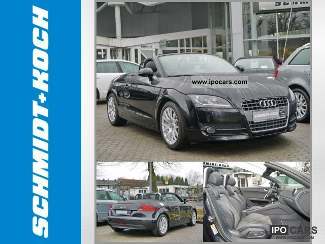 2009 Audi  TT Roadster 2.0 TFSI (climate PDC) Cabrio / roadster Used vehicle photo