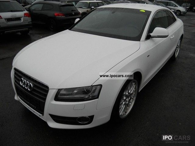 2009 Audi  A5 2.7 TDI DPF S-LINE/NAVI/LEDER/XENON Sports car/Coupe Used vehicle photo