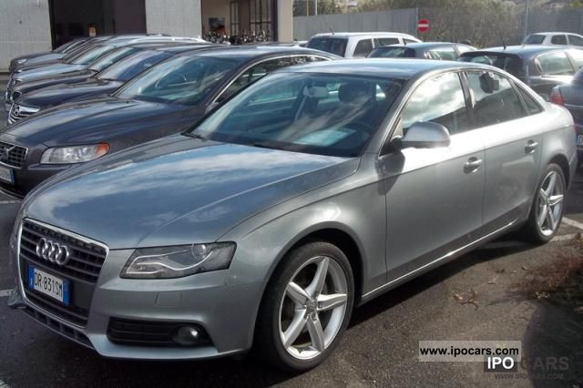 2008 audi a4 2 7 v6 tdi f ap mult advanced 2008 12u003e car photo and specs. Black Bedroom Furniture Sets. Home Design Ideas