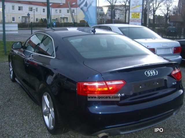 2008 audi a5 coupe 3 2 fsi s line car photo and specs. Black Bedroom Furniture Sets. Home Design Ideas