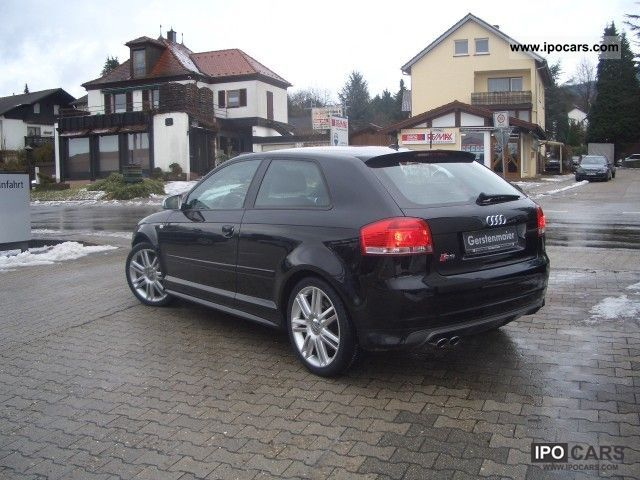 2007 audi s3 air navi xenon pdc leather headlights car photo and specs. Black Bedroom Furniture Sets. Home Design Ideas