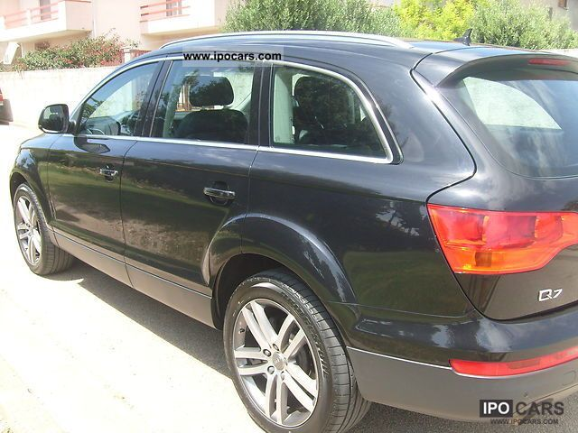 2007 Audi  Q7 tip tronic 07 Other Used vehicle photo
