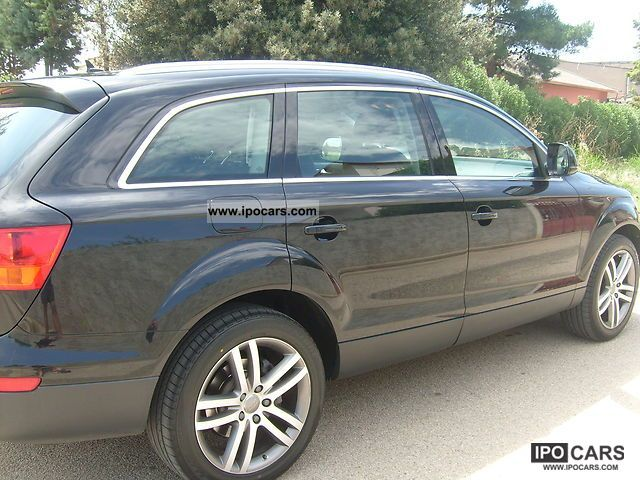 2007 audi q7 tip tronic 07 car photo and specs. Black Bedroom Furniture Sets. Home Design Ideas