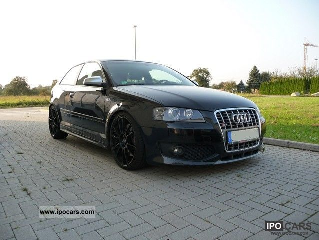 Audi  ctw S3 2.0T tuning package (Navi Xenon leather) 2007 Tuning Cars photo