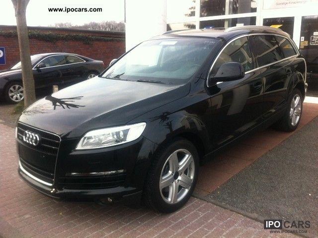 2007 audi q7 3 0 tdi quattro ambition airmatic memory. Black Bedroom Furniture Sets. Home Design Ideas
