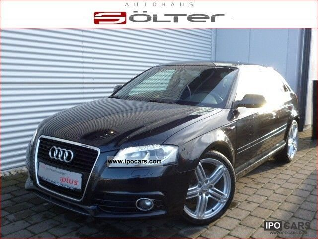 2010 audi a3 s line 2 0 tdi s tronic navi xenon 18. Black Bedroom Furniture Sets. Home Design Ideas