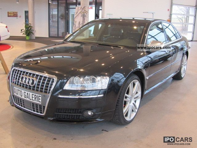 2007 audi s8 5 2 fsi quattro rear seat ent b o car. Black Bedroom Furniture Sets. Home Design Ideas