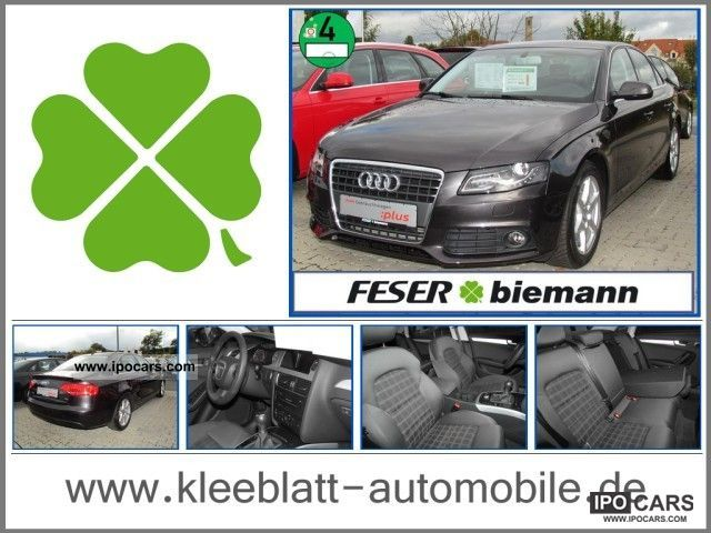 2011 Audi  A4 Saloon 2.0 TDI Ambition Ambition 6-speed Vision X Limousine Used vehicle photo