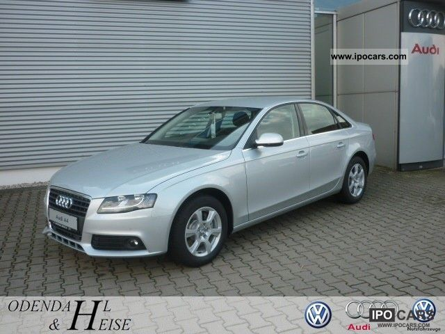 2011 Audi  A4 1,8 Attraction climate PDC seats Limousine Demonstration Vehicle photo