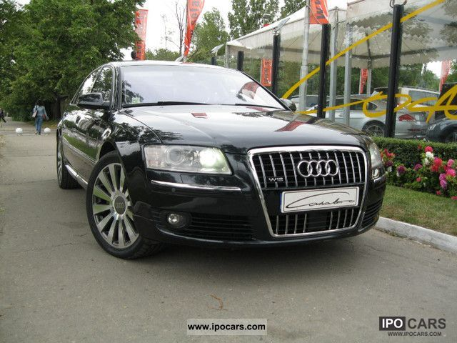 2006 Audi  A8 6.0 quattro long version Limousine Used vehicle photo
