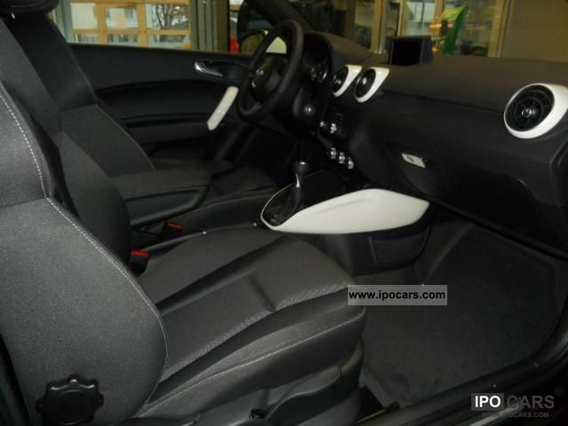 2012 Audi  A1 Ambition 2.0 TDI S-line Limousine Employee's Car photo