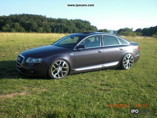2005 audi a6 4f full camera heater sunroof tv car. Black Bedroom Furniture Sets. Home Design Ideas