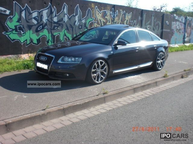 2005 audi a6 4f full camera heater sunroof tv car photo and specs. Black Bedroom Furniture Sets. Home Design Ideas